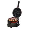Вафельница GFGRIL GF-020,  черный [gf-020 waffle pro] вид 12