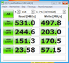"SSD накопитель SAMSUNG 850 EVO MZ-75E500BW 500Гб, 2.5"", SATA III вид 7"