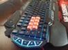 Клавиатура A4 Bloody B318,  USB, c подставкой для запястий, черный вид 14