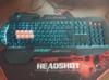 Клавиатура A4 Bloody B318,  USB, c подставкой для запястий, черный вид 9