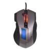 Мышь OKLICK 805G BEOWULF оптическая проводная USB, черный и серый [gm-808] вид 23