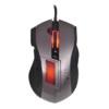 Мышь OKLICK 805G BEOWULF оптическая проводная USB, черный и серый [gm-808] вид 15