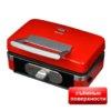 Электрогриль GFGRIL GF-040,  красный и черный вид 13