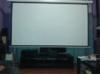 Экран CACTUS Motoscreen CS-PSM-124x221,  221х124.5 см, 16:9,  настенно-потолочный вид 3