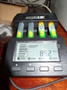 Аккумулятор + зарядное устройство GP Smart Energy U211100/40SEFR,  4 шт. AA/AAA вид 13