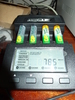 Аккумулятор + зарядное устройство GP Smart Energy U211100/40SEFR,  4 шт. AA/AAA вид 12