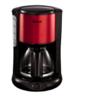 Кофеварка TEFAL CM361E38,  капельная,  красный  [7211002513] вид 2