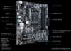 Материнская плата ASUS PRIME B350M-A, SocketAM4, AMD B350, mATX, Ret вид 19