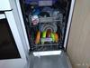 Посудомоечная машина HANSA ZWM428WEH,  узкая, белая вид 6