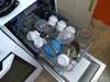 Посудомоечная машина HANSA ZWM428WEH,  узкая, белая вид 4