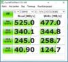SSD накопитель SILICON POWER M-Series SP240GBSS3M55M28 240Гб, M.2 2280, SATA III вид 3