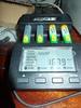 Аккумулятор GP Recyko 210AAHCB,  2 шт. AA,  2000мAч вид 3