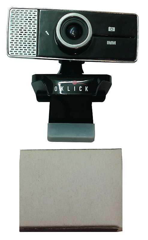 Oklick Веб камера драйвер
