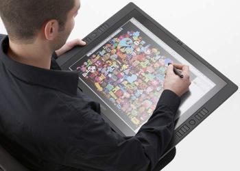 Графический планшет WACOM DTK-2100