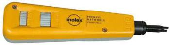 Инструмент Molex (31-001) ударный для разделки контактов