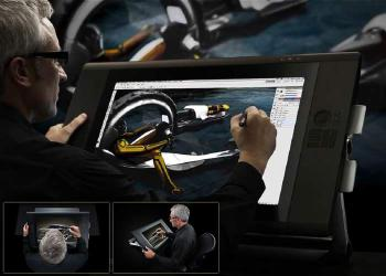 Графический планшет WACOM Cintiq 24HD DTK-2400