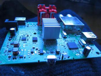 Ресивер DVB-T2ROLSEN RDB-507N, белый [1-rldb-rdb-507nw]