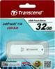 Флешка USB TRANSCEND Jetflash 730 32Гб, USB3.0, белый [ts32gjf730] вид 4