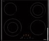 Варочная панель HANSA BHC63506,  Hi-Light,  независимая,  черный вид 3