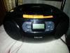 Аудиомагнитола PHILIPS AZ-328/12,  черный вид 3