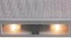 Вытяжка встраиваемая Shindo Maya 60 2M SS/BG нержавеющая сталь управление: кнопочное (2 мотора) вид 3