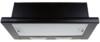 Вытяжка встраиваемая Elikor Интегра 50П-400-В2Л черный управление: кнопочное (1 мотор) [кв ii м-400-50-250] вид 5