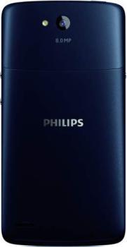 Смартфон PHILIPS Xenium W8510, темно-синий