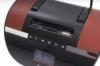 Аудиомагнитола ROLSEN RBM413BR,  коричневый вид 14