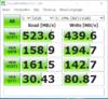 "SSD накопитель SILICON POWER Slim S55 SP120GBSS3S55S25 120Гб, 2.5"", SATA III вид 8"