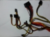 Блок питания Accord ATX 400W ACC-400-12 (20+4pin) 4*SATA I/O switch (отремонтированный) вид 9