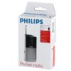 Радиоприемник PHILIPS AE1530/00,  черный вид 2