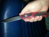 Нож перочинный Victorinox RangerGrip 52 (0.9523.C) 130мм 5функций красный/черный карт.коробка вид 2